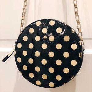 Kate Spade Patent Circle Chain Link Bag